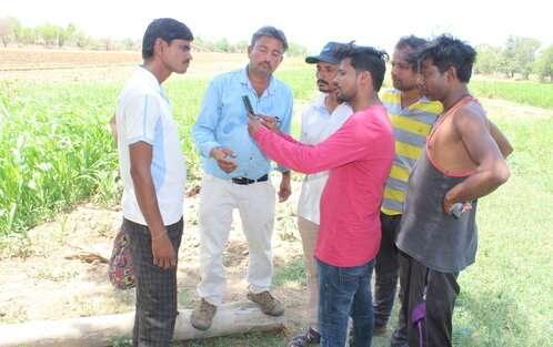 Une application australienne aide les agriculteurs à recourir à une ressource participative pendant la crise de l'eau en Inde
