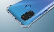 Samsung Galaxy M30s rend montrer une triple caméra avec une légère refonte