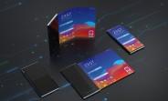 Le smartphone enroulable de LG décrit en rendu 3D