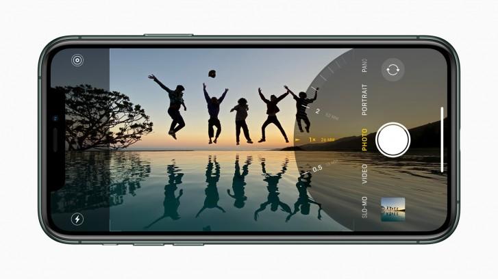 L'iPhone 11 Pro et le 11 Pro Max bénéficient de triples caméras 12MP et du logiciel Super Retina XDR revampé