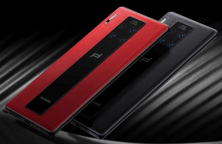 Images de Huawei Mate 30, 30 Pro et de Porsche Design