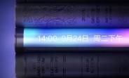 Xiaomi Mi Mix Alpha pour un affichage en cascade, un ratio écran sur corps supérieur à 100%