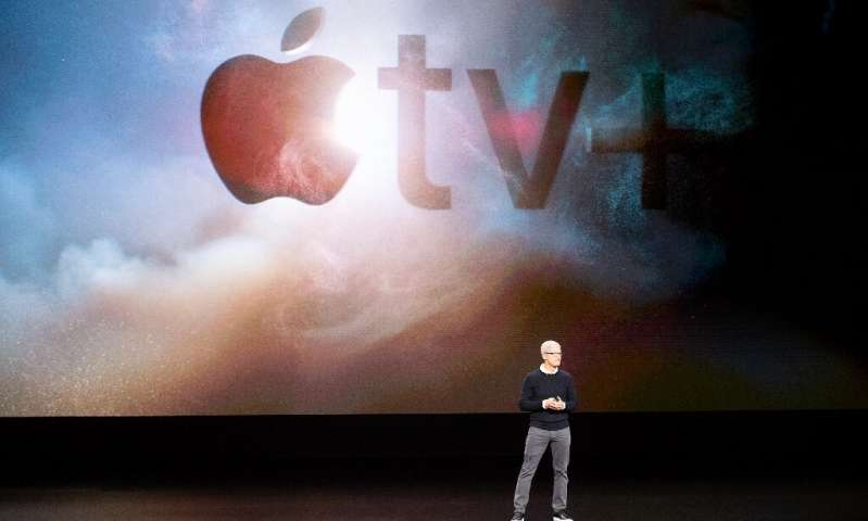 Le prochain service de streaming Apple TV + fait partie des efforts du géant de la technologie pour fournir plus de contenu numérique et moins dépendre de la sm