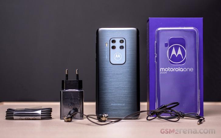 Test du Motorola One Zoom