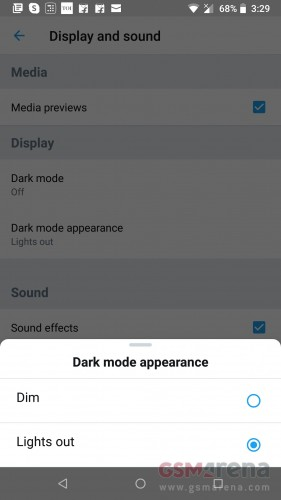 Twitter pour Android obtient enfin le mode sombre compatible OLED