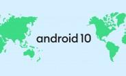 Google répertorie les fabricants qui enverront Android 10 mises à jour cette année