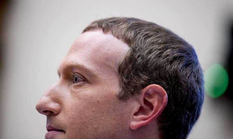 Facebook clarifie les remarques de Zuckerberg sur de fausses publicités politiques