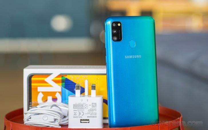 Samsung Galaxy M30s pour examen