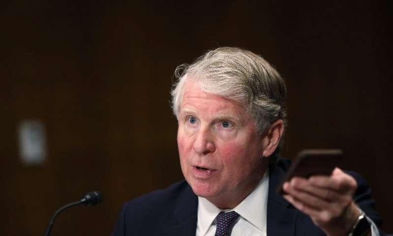 Le procureur de district Cyrus Vance de New York dit qu'un chiffrement de l'audition du Congrès utilisé par les grandes entreprises technologiques peut le rendre impo