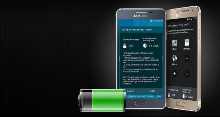 Flashback: Samsung Galaxy Alpha