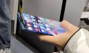 Première surface photo du Huawei P40 Pro