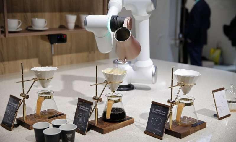 Les cuisines deviennent plus intelligentes au salon technologique CES, pas encore dans de nombreuses maisons