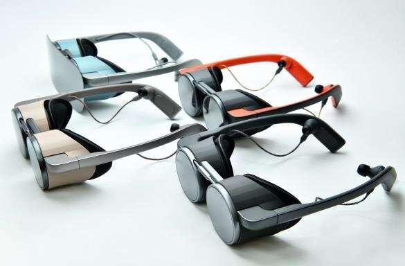 Panasonic séduit les fans de VR avec des lunettes de style aviateur