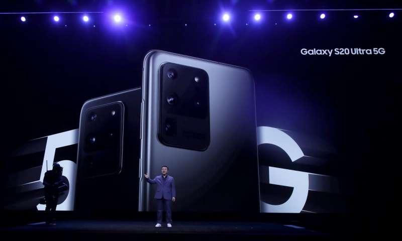 Samsung dévoile son nouveau téléphone pliable, le Galaxy Z Flip