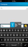 Test du Blackberry Z10