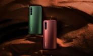 Realme X50 Pro 5G fait ses débuts avec SD865, 65W de charge et six caméras