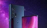 Motorola Edge + sera le premier téléphone de l'entreprise avec un appareil photo 108MP