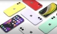 Fuite de l'iPhone 12: les rendus basés sur la CAO montrent la conception, les écrans 120 Hz et la caméra à zoom 3x incliné