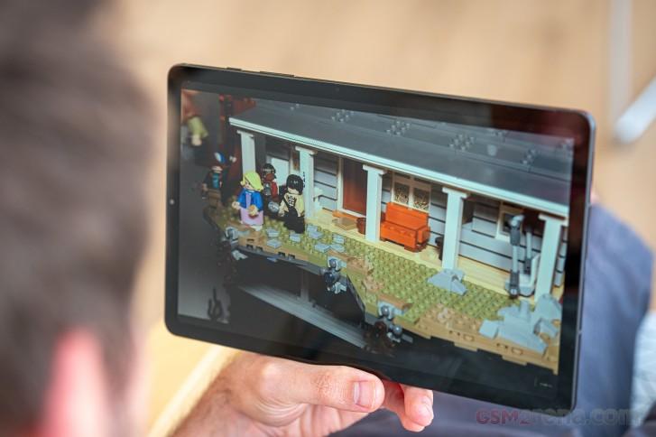Test pratique du Samsung Galaxy Tab S6 Lite