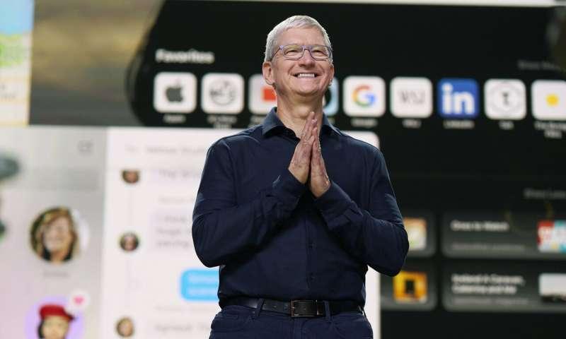 Apple présente un nouveau logiciel iPhone et modifie les puces Mac