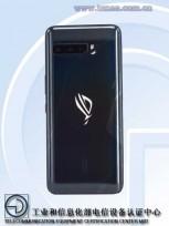 Images du Asus ROG Phone 3 partagées sur TENAA