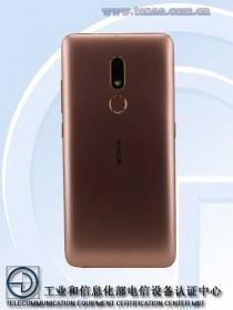 Nokia TA-1258 dans le sable doré
