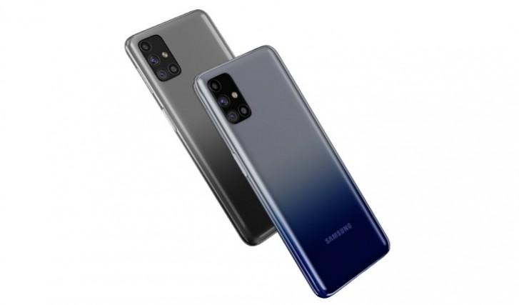 Samsung Galaxy M31 dévoilé avec une SAMOLED Infinity-O de 6,5 pouces, quatre caméras et une charge de 25 W