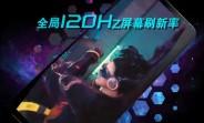 Écran Black Shark 3S 120 Hz par rapport à l'iPhone 11 Pro Max