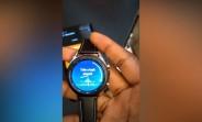 Samsung Galaxy Watch3 étoiles dans une vidéo pratique avant le lancement