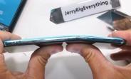 Le OnePlus Nord se fissure lors du test de pliage