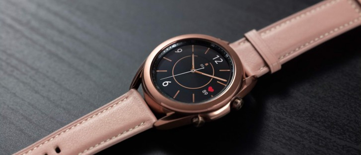 Samsung Galaxy Watch3 et Galaxy Buds Live sont également officiels