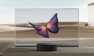 Xiaomi annonce Mi TV LUX OLED Transparent Edition, le premier téléviseur transparent produit en série au monde