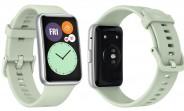 Huawei Watch Fit spécifications, prix et images