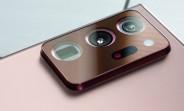 Samsung détaille l'appareil photo, le S Pen et le nouvel ultra-large bande de Note20 Ultra en vidéo