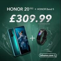 Offres au Royaume-Uni: offres groupées de téléphones Honor