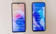 Huawei Enjoy 20 et 20 Plus apparaissent dans les images en direct