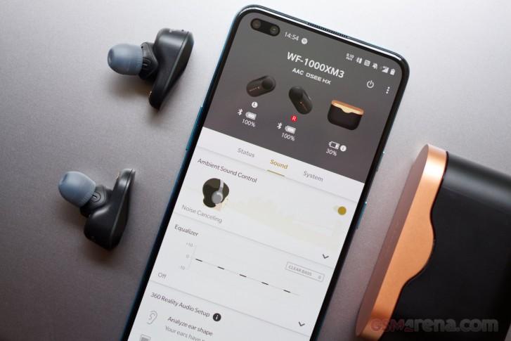 Examen des écouteurs à réduction de bruit sans fil Sony WF-1000XM3