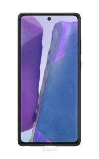 Housse en cuir: pour le Galaxy Note20