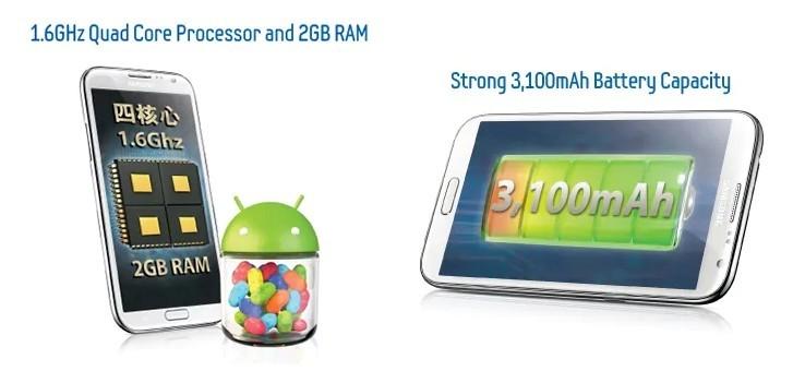 Flashback: le Samsung Galaxy Note II écrit une histoire encore meilleure que la première