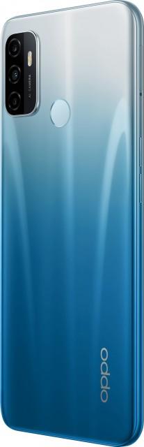 Oppo A32 en bleu