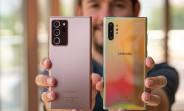 Samsung restera le premier fabricant de smartphones en 2020