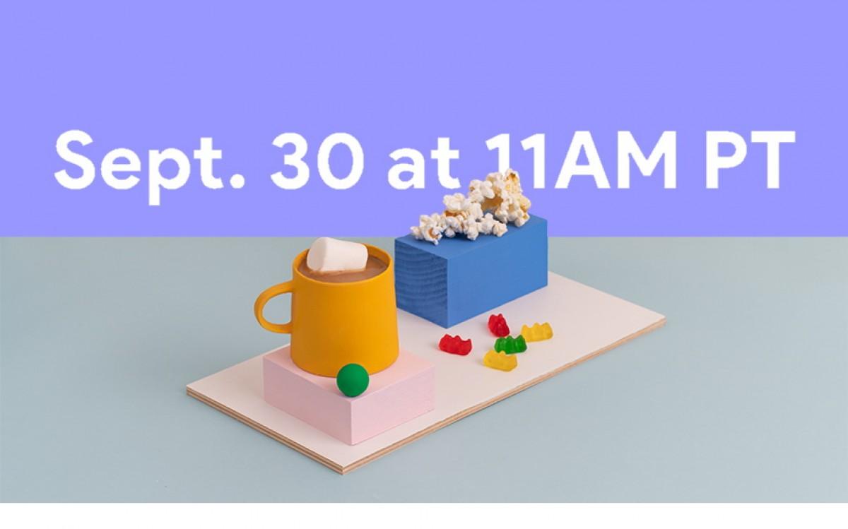 Google annonce le Pixel 5 le 30 septembre