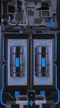 Look intérieur du OnePlus 8T