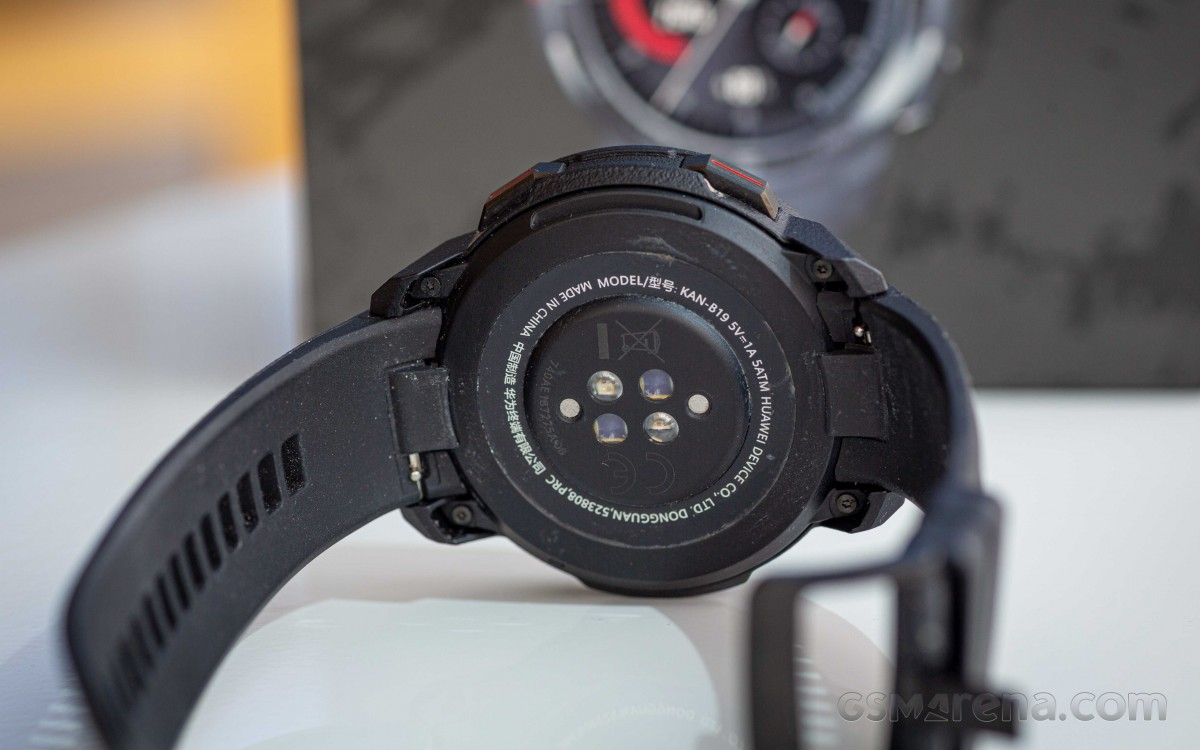 Avis sur Honor Watch GS Pro