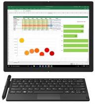 Lenovo ThinkPad X1 Fold et son clavier Bluetooth