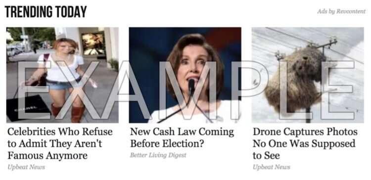 Les chercheurs cliquent sur les publicités de 200 sites d'actualités pour suivre la désinformation