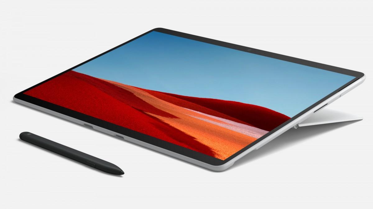 Microsoft annonce le nouveau Surface Laptop Go et la mise à jour de Surface Pro X