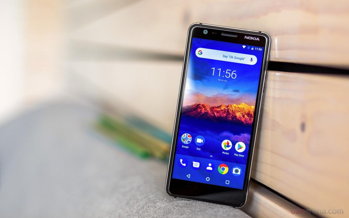 Nokia 3.1 est le dernier smartphone à obtenir la mise à jour Android 10