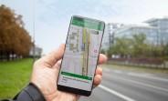 Huawei apporte l'application Moovit à AppGallery