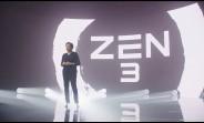 AMD annonce la série Ryzen 5000 de processeurs de bureau basés sur l'architecture Zen 3